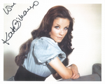 Kate O'Mara (Hammer Horror) - Genuine Signed Autograph 8281